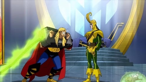 The Avengers: Earth's Mightiest Heroes: Season 1 – Épisode The Fall of Asgard