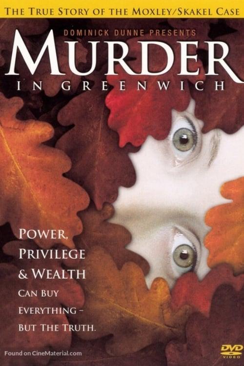 Murder in Greenwich poster