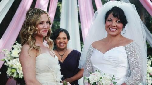 Grey's Anatomy - Season 7 - Episode 20: White Wedding