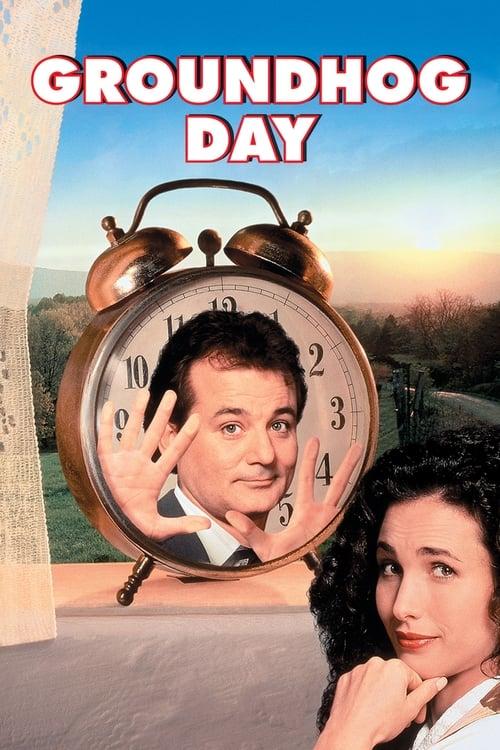 Groundhog Day - Poster