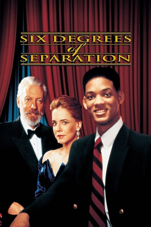 Six Degrees of Separation (1993) Poster