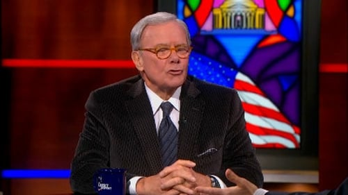 The Colbert Report: Season 9 – Episode Tom Brokaw