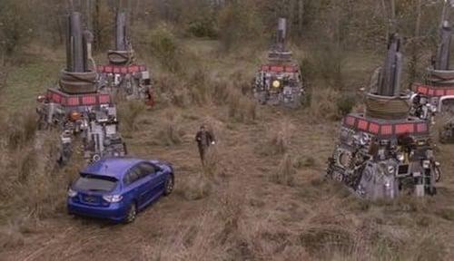 Eureka: Season 3 – Episod If You Build It...