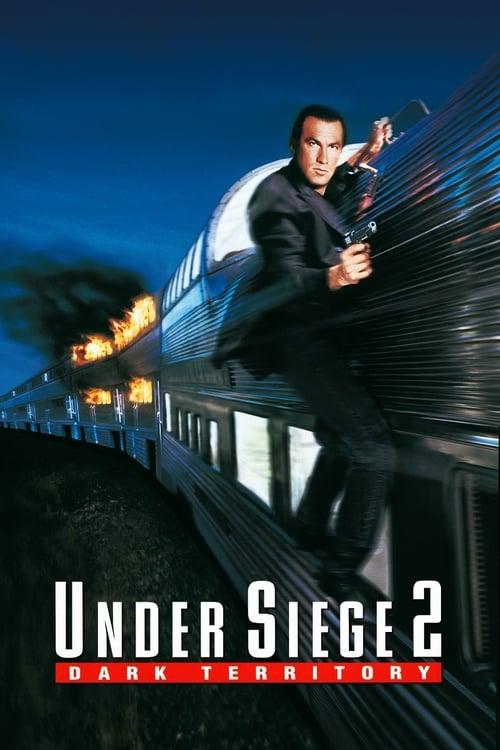 Under Siege 2: Dark Territory - Poster
