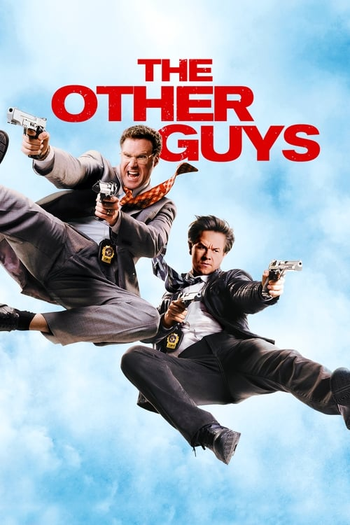 Poster for the movie, 'The Other Guys'