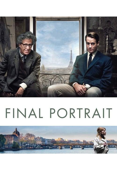 Largescale poster for Final Portrait