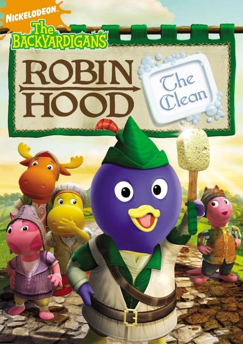 The Backyardigans - Robin Hood the Clean MEGA