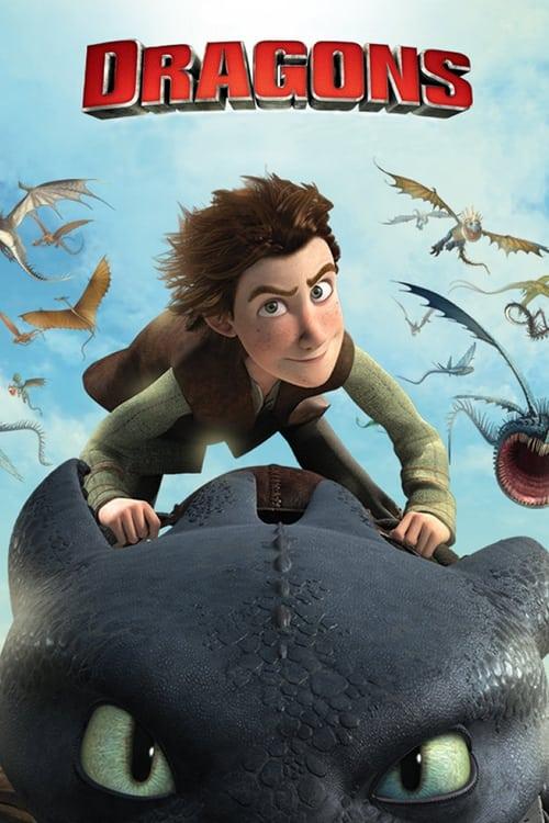 Die Drachenreiter von Berk - Animation / 2012 / 2 Staffeln