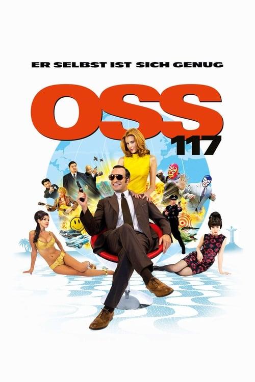 Poster von OSS 117 - Er selbst ist sich genug