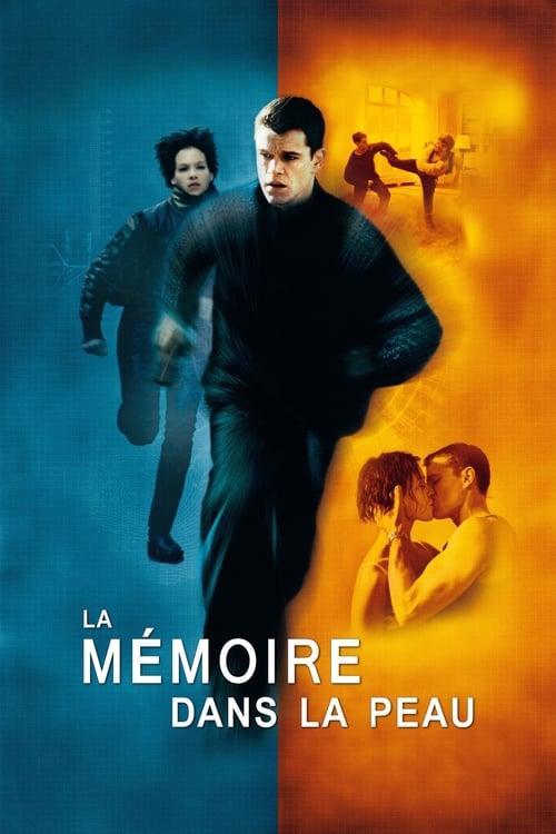 Visualiser La Mémoire dans la peau (2002) streaming Netflix FR