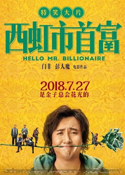 Hello Mr. Billionaire