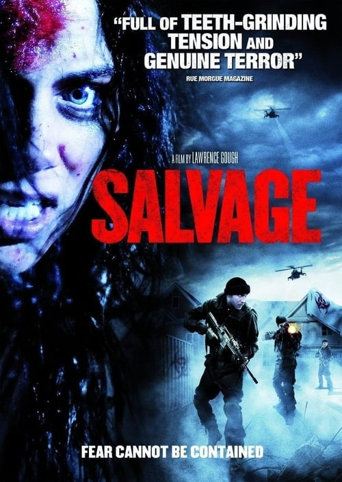 Salvage (2010) Poster