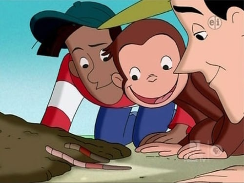Curious George: Season 3 – Episode George Digs Worms