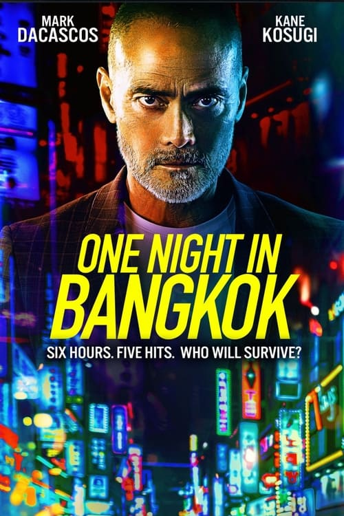 One Night in Bangkok Poster
