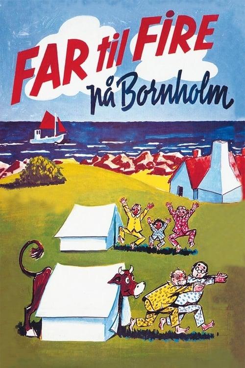 Película Far til fire på Bornholm En Buena Calidad Hd 1080p
