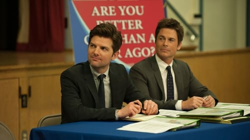 Parks and Recreation - Season 5 - Episode 22: Are You Better Off?