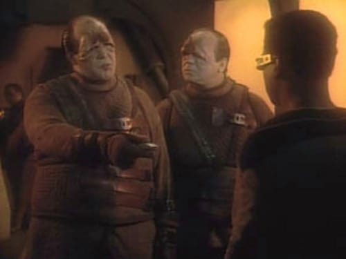 Star Trek: The Next Generation: Season 2 – Episode Samaritan Snare
