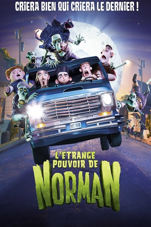 [720p] L'étrange pouvoir de Norman (2012) streaming vf
