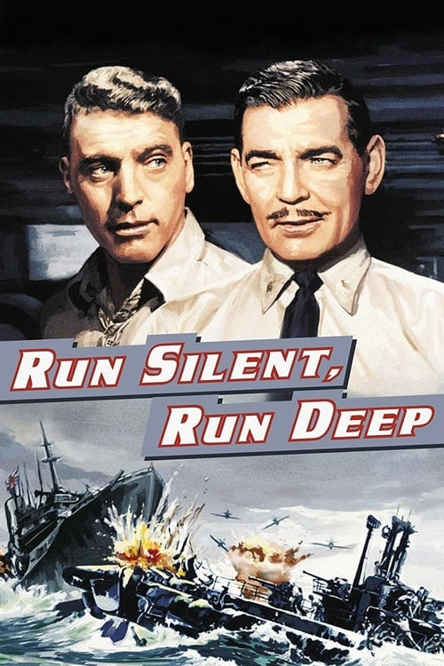 Streaming Run Silent, Run Deep (1958) Movie Free Online