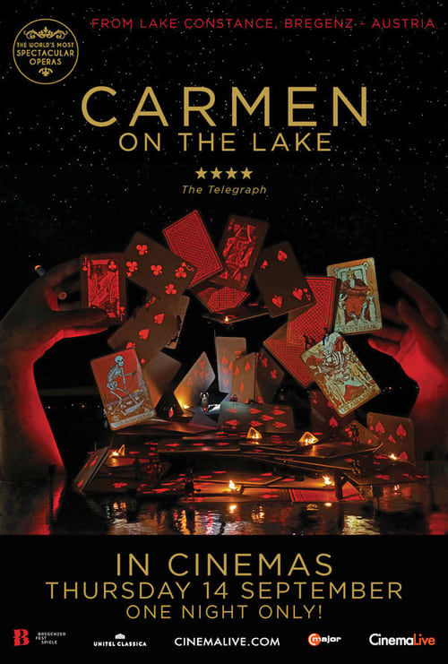 Carmen On The Lake Putlocker Available in HD Streaming Online Free