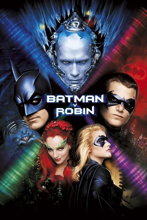Ver Batman y Robin En Línea