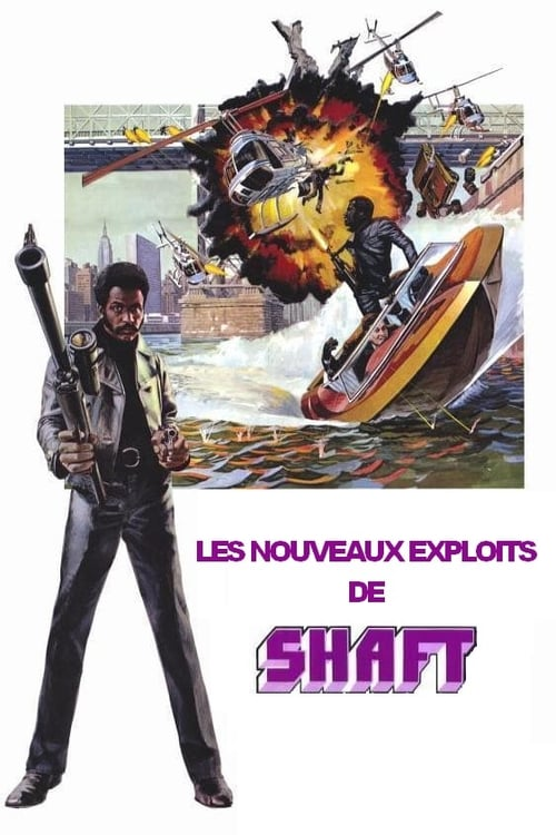 Regarder Les nouveaux exploits de Shaft (1972) Streaming HD FR
