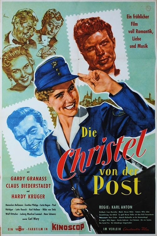 Katso Die Christel von der Post Tekstitettynä