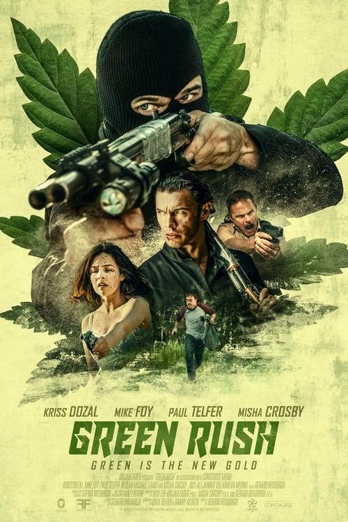 Green Rush Poster