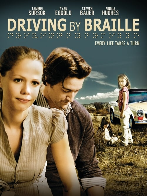 Driving by Braille poster