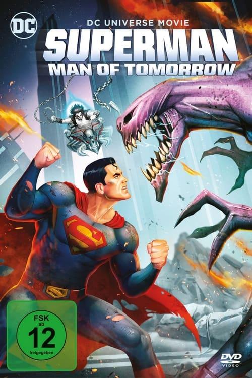 Superman: Man of Tomorrow - Animation / 2020 / ab 12 Jahre