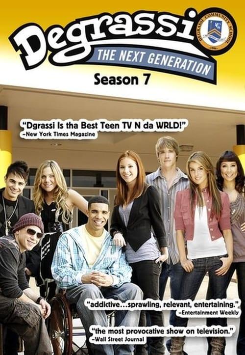 Degrassi: Season 7