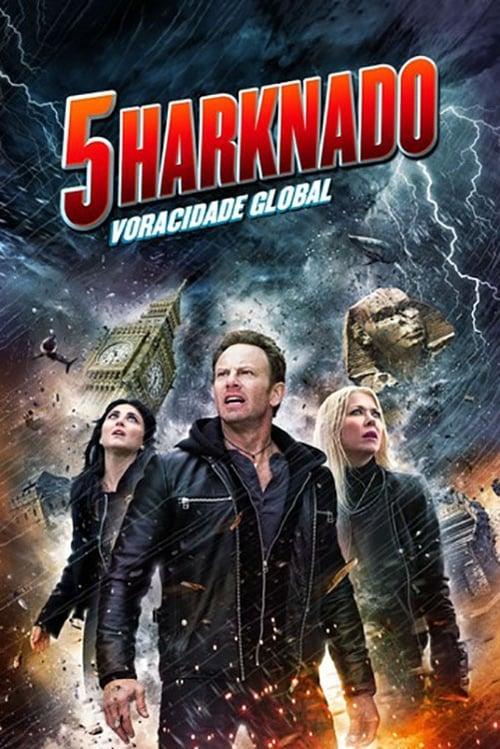 Sharknado 5 - Voracidade Global