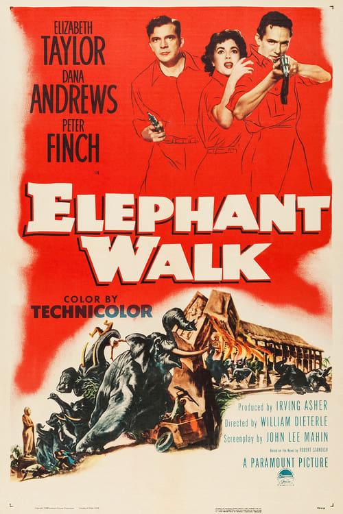 Elephant Walk 1954