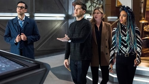 DC's Legends of Tomorrow - Season 5 - Episode 10: The Great British Fake Off