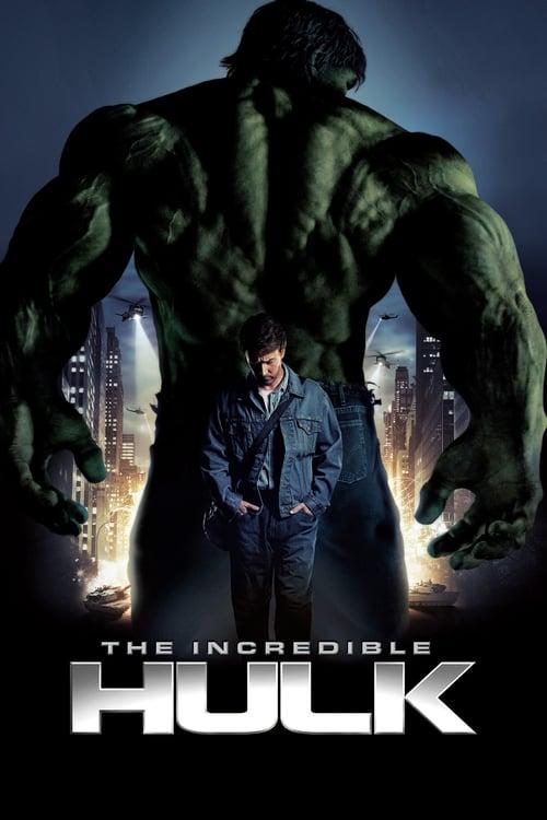 Nonton anime The Incredible Hulk (2008)
