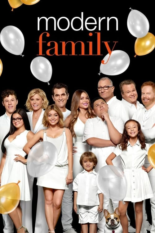 Watch Modern Family (2009) in English Online Free | 720p BrRip x264