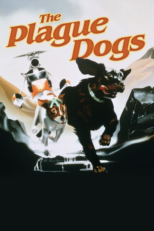Largescale poster for The Plague Dogs