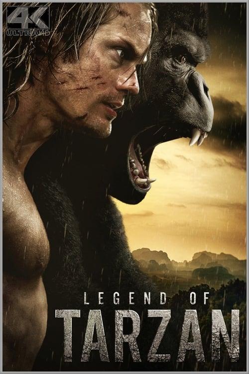 Legend Tarzan