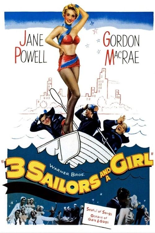Film Three Sailors and a Girl Úplně Dabovaný
