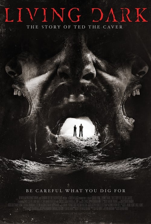 Descargar Película Living Dark: The Story of Ted the Caver En Buena Calidad