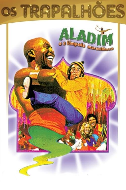 Largescale poster for Aladim e a Lâmpada Maravilhosa
