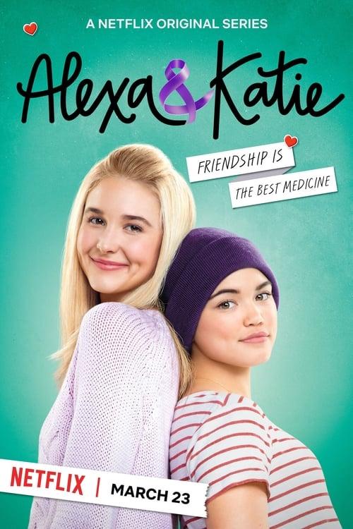 Poster von Alexa und Katie