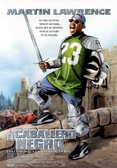 Black Knight pelicula completa