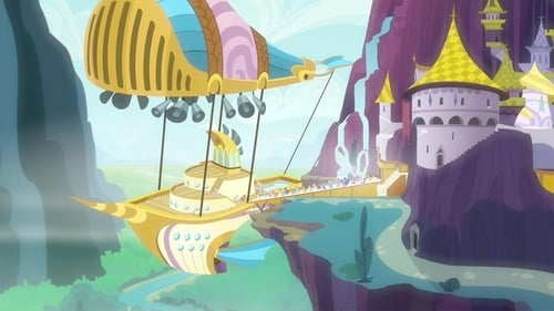 My Little Pony: Friendship Is Magic: Season 7 – Episod Once Upon a Zeppelin