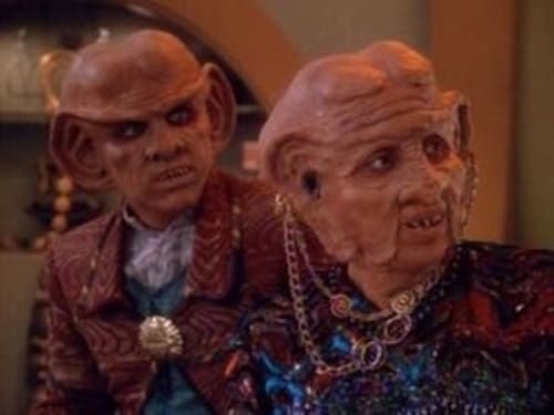 Star Trek: Deep Space Nine: Season 3 – Episode Family Business