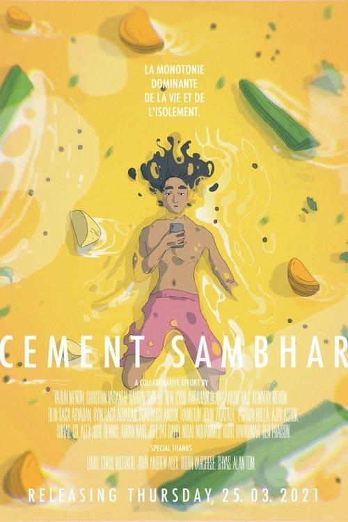 Cement Sambhar