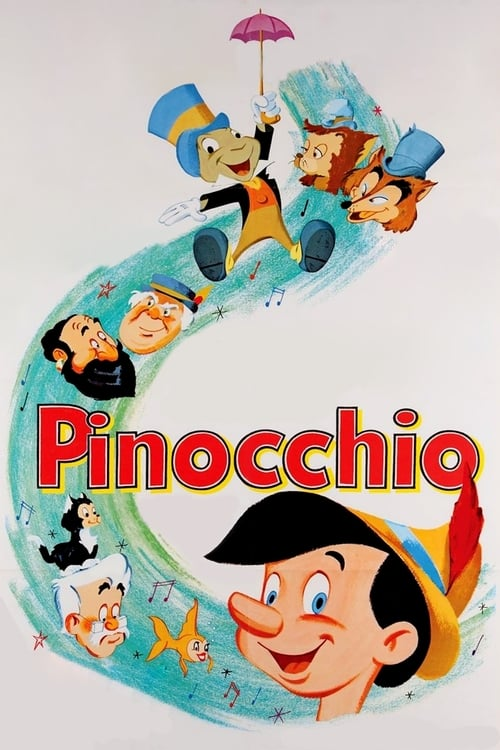 Download Pinocchio (1940) Full Movie