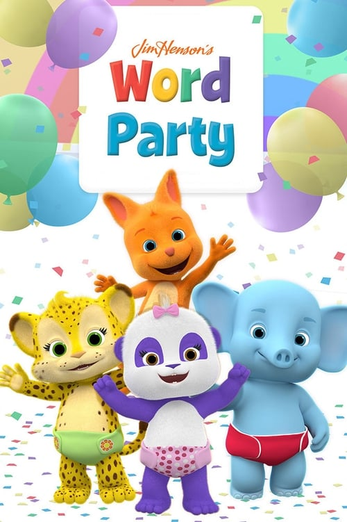 Banner of Word Party