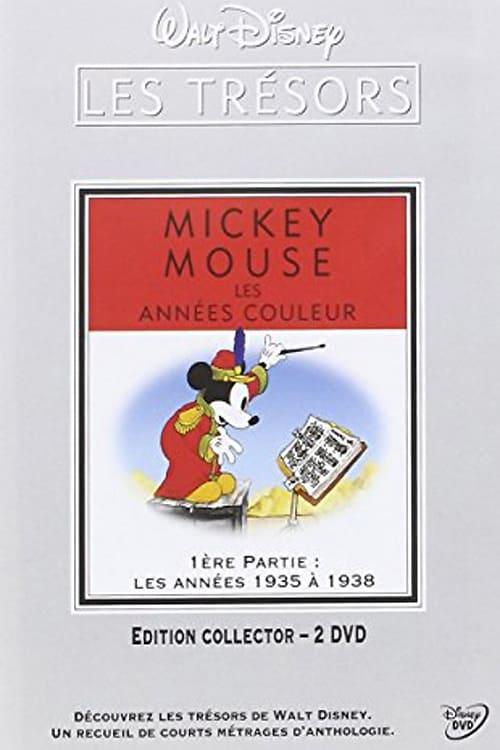 Walt Disney Treasures - Mickey Mouse in Living Color, Volume 1