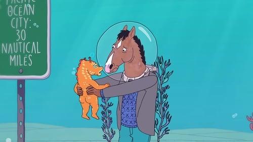 BoJack Horseman - Season 3 - Episode 4: fish out of water